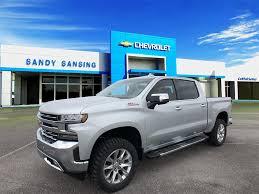 100 New Chevrolet Trucks 2019 Silverado 1500 LTZ 4D Crew Cab In Pensacola