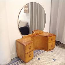 heywood wakefield rio 4 drawer vanity w mirror gorgeous solid