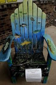 Custom Painted Margaritaville Adirondack Chairs by Adirondack Chair Tropical Parrot Head Margaritaville Style