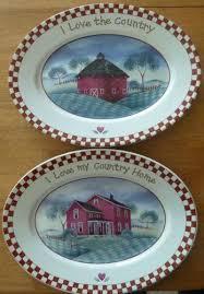 decorative plates ebay