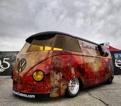 Cool Rydes Customs drag turbo d VW bus Album on Imgur