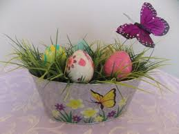 Help Support Handmade And Home Run Small Businesses Super Cute Easter Spring Decor Accent Piece More Basket Fillers For Sale