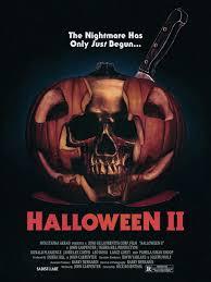 Jamie Lee Curtis Halloween H20 by Halloween 2 Horror Poster Slasher Killer Posters