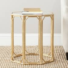 living room stylish best 20 gold end table ideas on pinterest