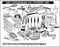 la cuisine en anglais les ustensiles de la cuisine le coin de français throughout