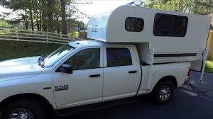 The Least Expensive And Lightest Production Hard Side Truck Camper ...