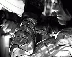 Bucky Barnes Arm Gif Lovely Tumblr
