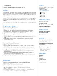 Cashier Resume Sample & Template [2019 Guide] - Jofibo Foreign Language Teacher Resume Sample Exclusive 57 New Figure Of Honors And Awards Examples Best Of By Real People Event Planning Intern Fbi Template Example Guide Pdfword Federal Beautiful For Grade 9 Students Templates High School With Summary Executive Portfolio 65 Admirable Ideas Uga Career Center Professional Topresume Ux Designer