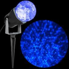 gemmy led lightshow kaleidoscope projection blue replacement bulb