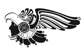 Aztec Clipart Mexican Eagle 13