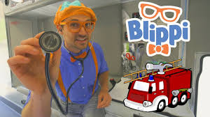 100 Toddler Fire Truck Videos Blippi S For S 1 Hour Educational For