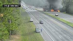 100 Semi Truck Accident On I 75 5 Children Heading To Disney Killed In Fiery Crash On Near
