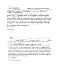 Sample Demand Letter 10 Examples in Word PDF