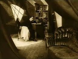 The Cabinet Of Dr Caligari Expressionism Analysis by The Cabinet Of Dr Caligari Robert Weine 1920 Cupafs