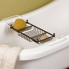 Bathtub Caddy With Reading Rack by Eubank Tub Caddy Bathroom
