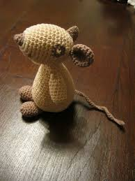 70 best mousies images on pinterest knit crochet free