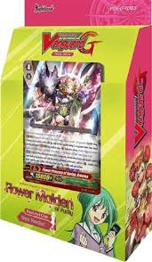 Vanguard Trial Deck 1 by Cardfight Vanguard Flower Maiden Of Purity Trial Deck English