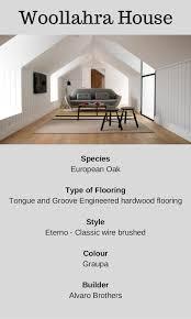 Woollahra House Species European Oak Type Of Flooring Tongue And Groove Engineered Hardwood Style Eterno