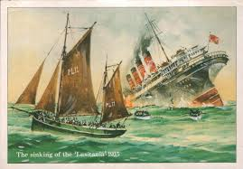 Where In Ireland Did The Lusitania Sink by Did Gallipoli Sink The Lusitania Or A Conspiracy The 9 11 Of