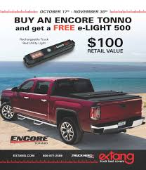 Extang Promotion: Get A Free E-LIGHT 500 – Total Truck Centers News Extang Revolution Tonneau Covers Truck Hero Express Toolbox Solid Fold 20 Bed Cover Installation Youtube Encore Hard Trifold Features Benefits Elegant Pickup 24 Bakflip G2 Trifecta Signature Soft 142017 Lvadosierra Sears Trux Unlimited Auto Outfitters Fulltilt Daves Accsories Classic Platinum