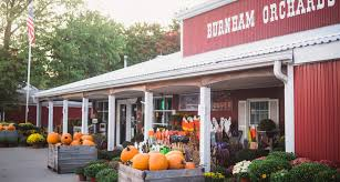 Ohio Pumpkin Festivals 2017 by Fall Events Burnham Orchards U0026 Grandma Bea U0027s Bakery