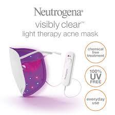 Buy Neutrogena Light Therapy Acne Mask Kit line at Chemist
