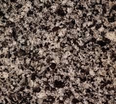 Granite Texture Stone Counter Black White Rock Pattern Stock Photo