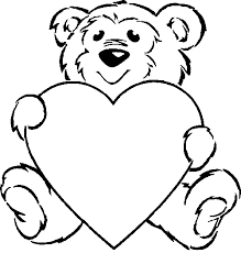 Valentines Day Coloring Pages Free Printable Gallery One