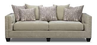 Crate And Barrel Margot Sofa Platinum by Apartment Essentials Couch Furniture Of America Primavera Modern