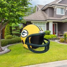 Green Bay Packers Pumpkin Designs by Bay Packers Inflatable Helmet
