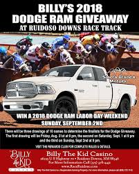 Dodge Ram Giveaway | Ruidoso Downs Race Track & Casino Hf Truck Giveaway Video Youtube Safety Contest Truck Giveaway Power Design Inc Peterbilt To Celebrate Emillionth Truck With Giveaway Contest Rocky Ridge Trucks True American Hero Sema Nada Diesel Brothers Mega Ram And Van Video Longtime Industry Pro Wins At The Western Pool Toyota Tacoma 2018 12 Valve Cummins Build Plan Join Us For Giveaways And Win A Brand New At Grossmont Center Armor Up Going On Now Shotover G1 Giveaway Nimia Chaparral Ford Giving Away In Moonlight Madness Nov