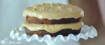 Gluten Free Apple Butter Cake it s vegan easy & made w gfJules