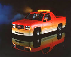100 Pace Trucking GMC Sierra Truck 1988 PPG Truck PPG Cars