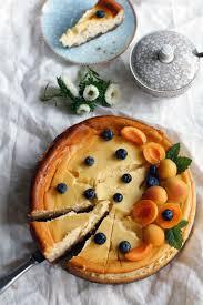 rezept cremiger käsekuchen mit keksboden der beste käsekuchen