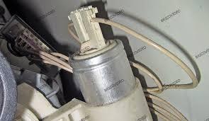 conseils remplacement condensateur d un sèche linge