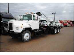 100 Roll Off Truck 1997 MACK DM690S For Sale Auction Or Lease Covington