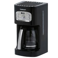 cuisinart 12 cup programmable coffee maker in black cbc 3300 the
