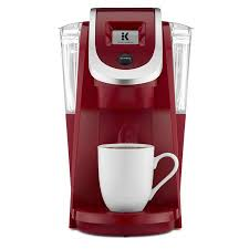 Keurig K250 Single Serve K Cup Pod Coffee Maker Imperial Red