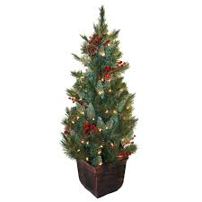 Pre Lit Slim Christmas Tree Led by 100 Of The Best Christmas Trees