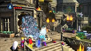 Lego Marvel Superheroes That Sinking Feeling 100 by 100 Lego Marvel Superheroes That Sinking Feeling Blitzwinger