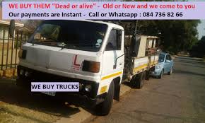 100 We Buy Trucks Running Non Running Or Accident Damaged Countrywide