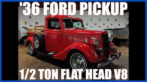 100 36 Ford Truck 19 Pickup For Sale 2313104