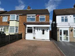 100 What Is Semi Detached House 3 Bedroom Detached For Sale In Birmingham B26
