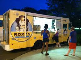 Roxy's Grilled Cheese - Great Late Night, Or Anytime Really... | The ... Danger Men Cooking The Grilled Cheese Truck Makes A Left Turn Meat Meet Kogi Bbq Taco Catering Food So Cal Vegan Gal Incident Hungry Miss Two Fat Guys And A Yeallow Stock Editorial Is Fighting Hunger In America Decal Choose Your Size Sign Sticker Tasty Eating Gorilla Grater Ladybug Blog Menu Nyc Moms Gourmet Comfort Constant