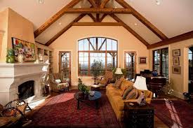 How To Decorate Living Room Rustic Style