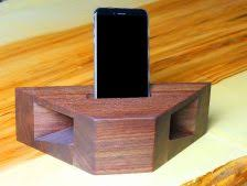 How To Build A Wooden Phone Amplifier And Charging Station