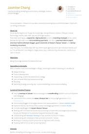 Co Founder Creative Marketing Officer Resume Samples