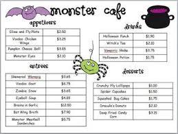 Halloween Brain Teasers Math by Halloween Math Centers Halloween Math Common Cores And Math