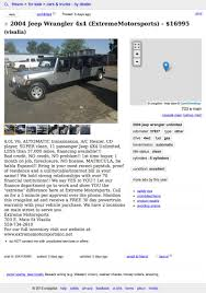 100 Fresno Craigslist Cars Trucks For 16995 Will This 2004 Jeep Wrangler Prove To Be Long