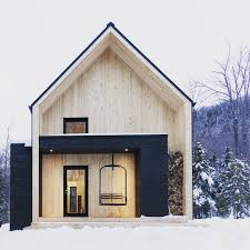 100 Modern Wooden House Design Beautiful Contemporary Small House Design Homebody In 2019